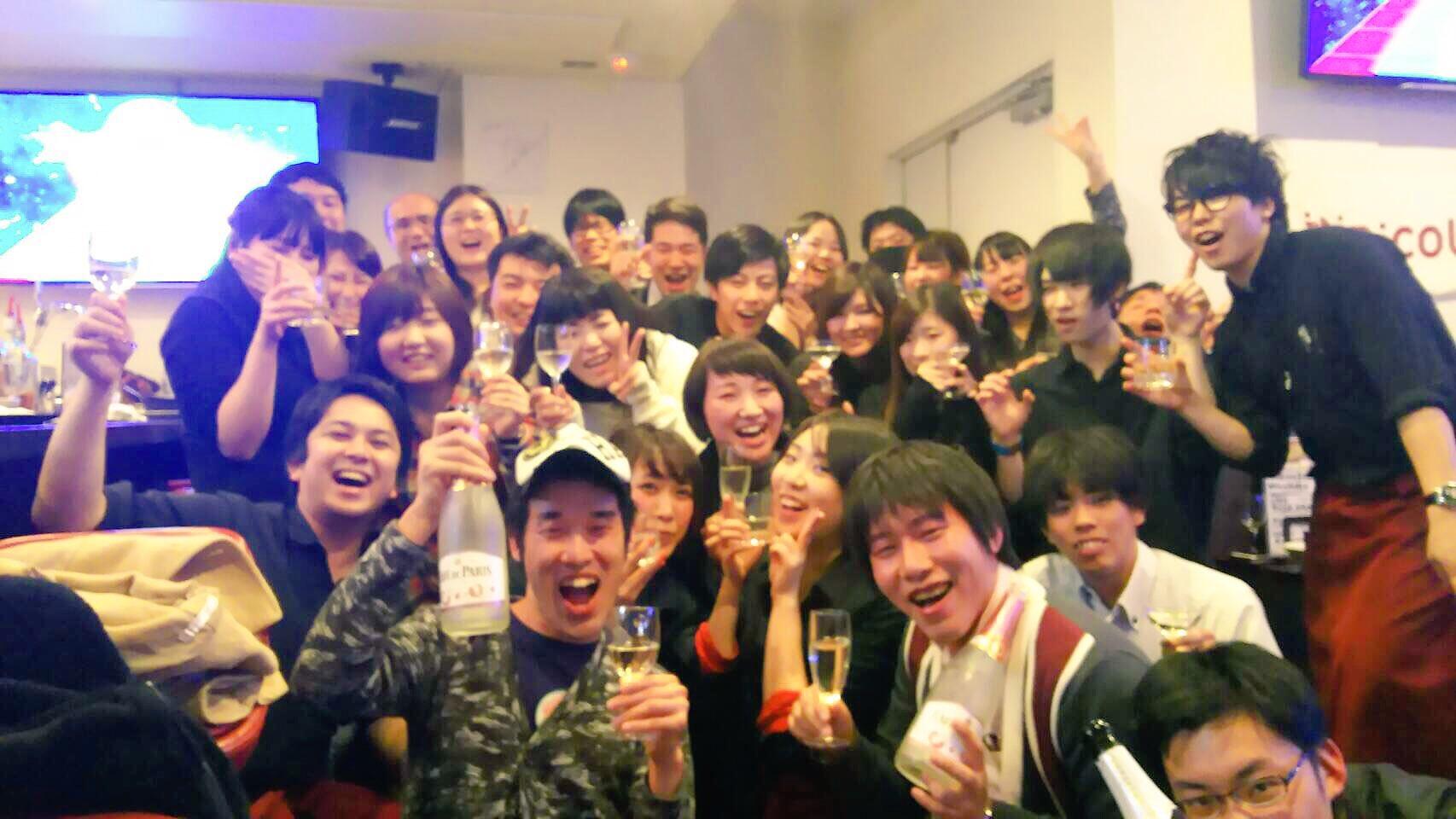 祝☆上野店1周年!!
